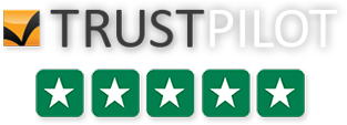 TrustPilot - Five Star Rating